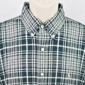 Ralph Lauren Blake Mens Long Sleeve Shirt XL